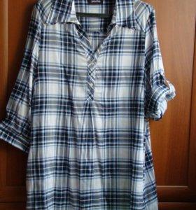блузки, рубашки, майки, туники