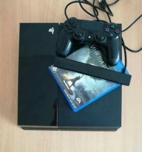 Sony PS4 + Dragon Age Inquisition+ Watch Dogs 2