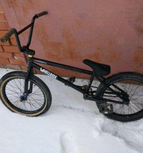 BMX (велосипед) WTP REASON