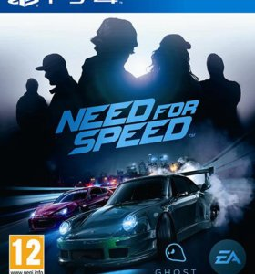 """PS4 """"Need for Speed"""", новый."""