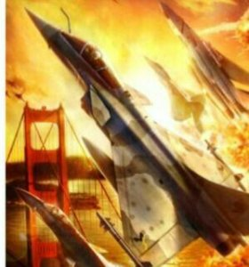 Ace Combat: Joint Assault на PSP.