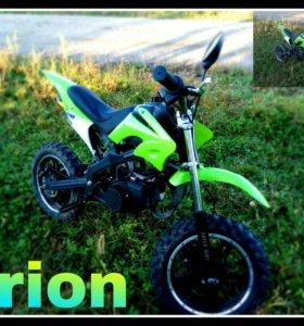 Детский мотоцикл orion 2017