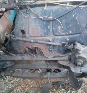 Рулевой редуктор газ 3307