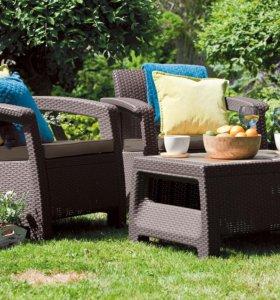 Комплект мебели CORFU BALCONY SET