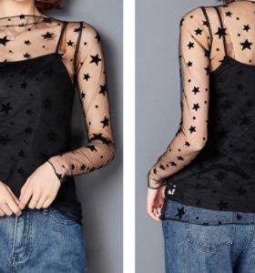 Блуза + топ