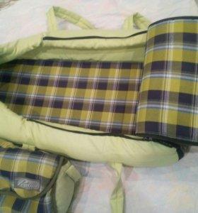 Люлька переноска и сумка