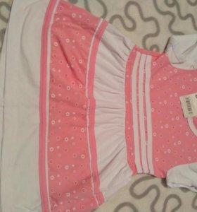 Новое платье для маленькой принцессе
