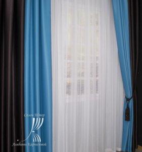 Комплект штор №234