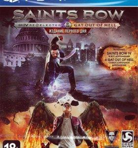 "PS4 ""Saints Row IV: Re-Elected"", новый"