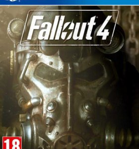 "PS4 ""Fallout 4"", новый"