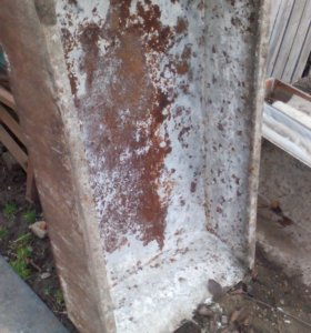 Корыто для бетона,раствора.
