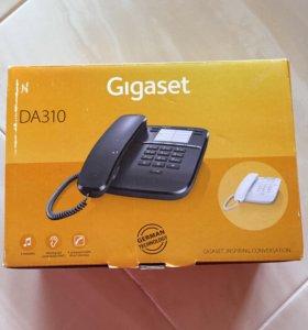 Настольный проводной телефон Gigaset DA310.