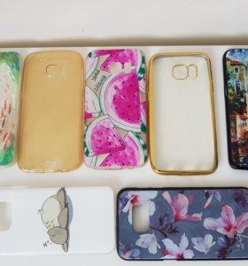 Чехлы на Samsung s7