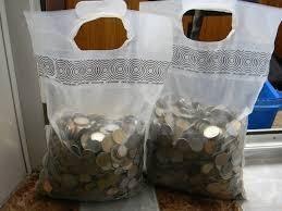 Иностранные монеты 10 кг