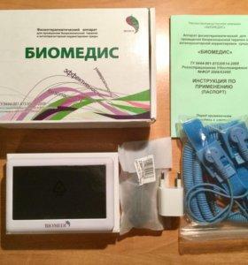 Физиотерапевт. аппарат «БИОМЕДИС» на платф.Android