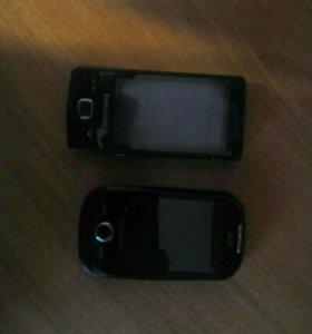 SAMSUNG 2 телефона