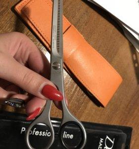 Ножницы прямые и филировочные