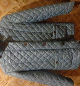 Новенькая курточка