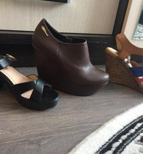 Туфли , ботильоны