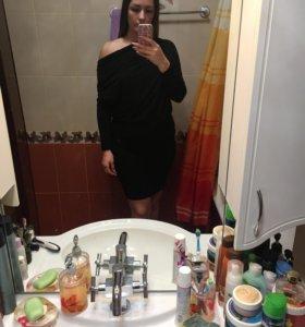 Платье вечернее с открытой спиной(новое)