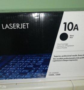 Картридж лазерный HP 10A (Q2610A)
