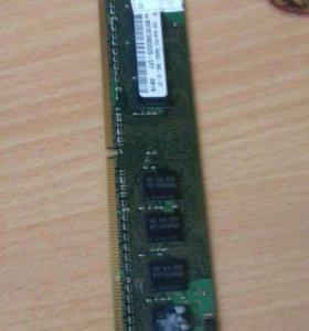 Оперативная память DDR-2 1G
