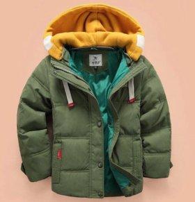 Куртка межсезонье на мальчика