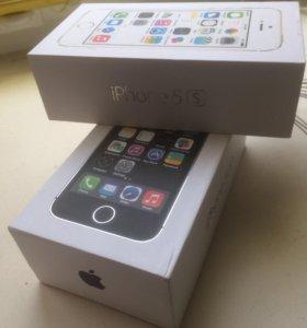 iPhone 5s(коробка от оригинальных , цена за одну )