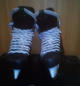 коньки хоккейные Reebok RIBCOR 26K
