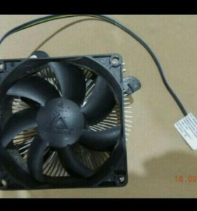 Вентилятор на процессор