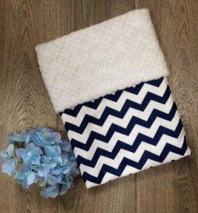 Плед, одеяло, конверт на выписку