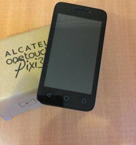 Телефон новый Alcatel
