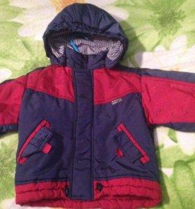 Детская курточка: весна- осень на 1-2