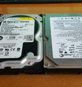 Hdd ide 40gb 80gb