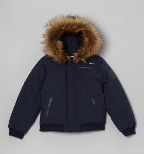 куртка на пуху Woolrich на 5лет, новая