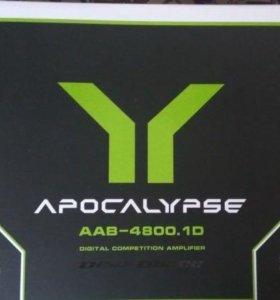 DEAF BONCE Apocalypse 4800.1