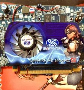 Видеокарта Sapphire Radeon HD 2600 PRO 512Mb