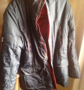 Новая мужская куртка,зимняя