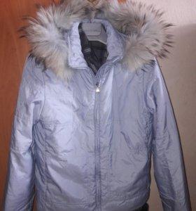 Пакет вещей, куртка весенний