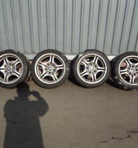 Комплект оригинальных дисков BMW E46 Style 68 R17