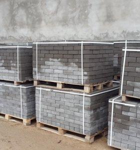 Блоки бетонные, брусчатка, бордюр, водосток