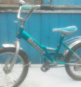 """Детский велосипед """"юниор"""""""