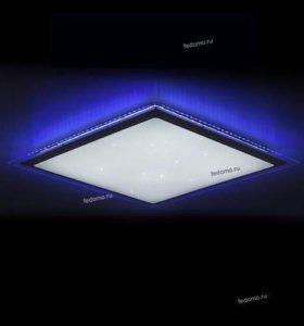 Новая светодиодная люстра