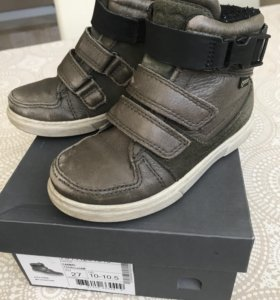 Ботинки демисезон для мальчика Ecco