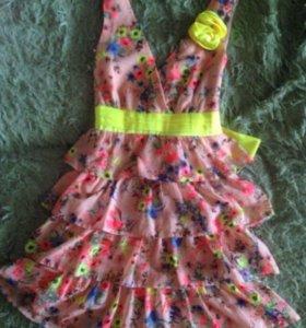 Платье )) размер 46--48)
