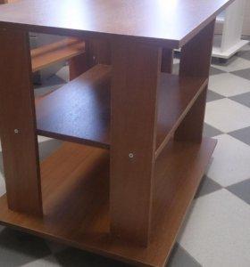 столик (цв. орех)