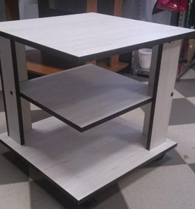столик квадрат