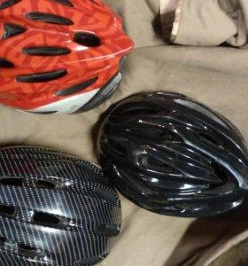 Шлемы для велосипедистов