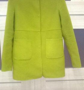 Весеннее пальто на теплую весну или осень