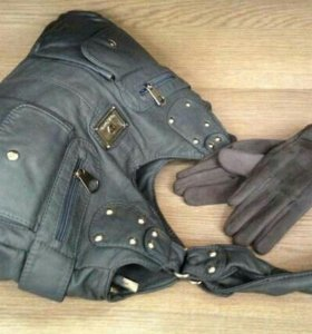 Мягкая сумка новая